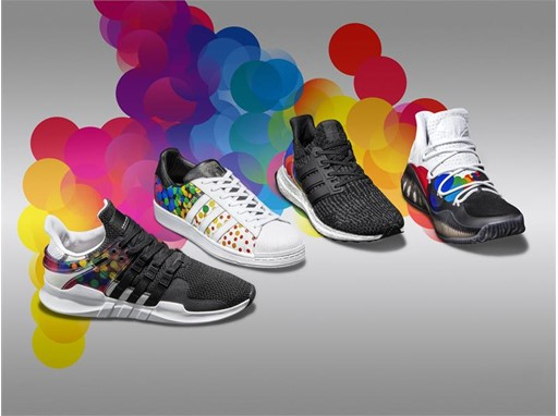 adidas notizie stream: adidas orgoglio pack