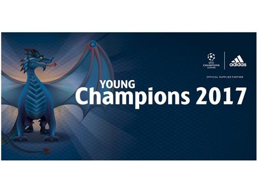 """adidas UEFA Young Champions 2017"" TOP"