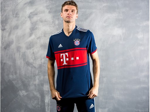 FC Bayern Away Muller 1