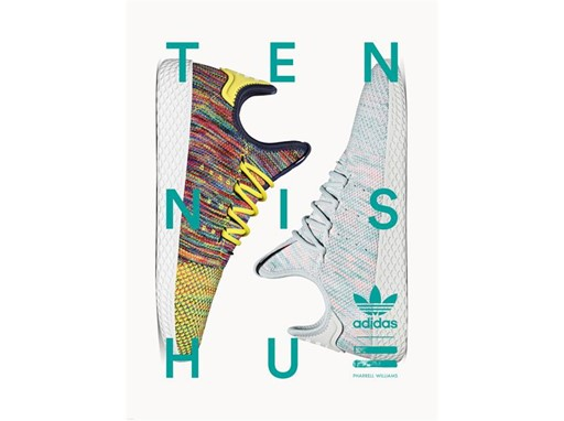 +H21001 adidas Originals PHARRELL WILLIAMS Tennis Hu Part II PR vertical 04