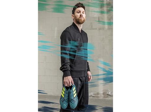 Leo Messi Ocean Storm 01