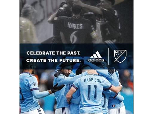 adidas e MLS