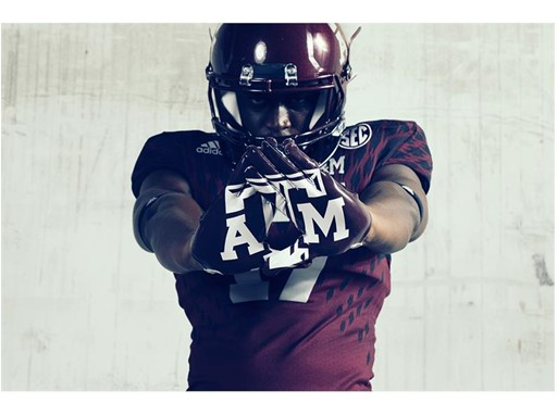 adidasFballUS x TAMU Bright Lights - Gloves