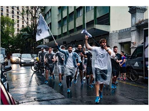 adidas Runners - Vem com nois