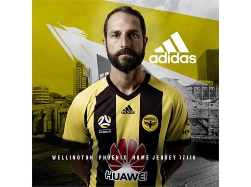 WPFC x adidas home jersey