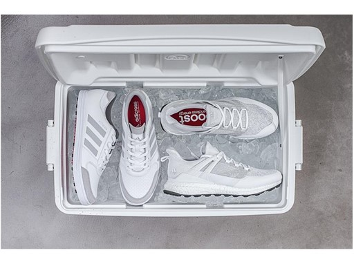 adidas Golf Launches All-White Special Edition Footwear