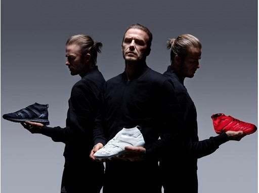 David Beckham x Predator Accelerator