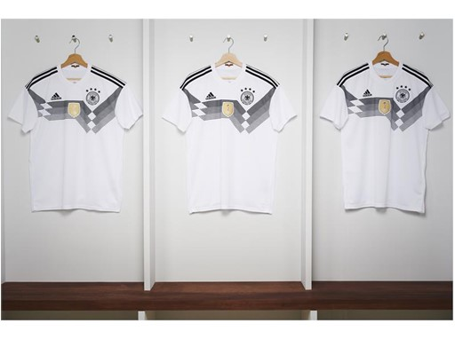 15 Germany Home Jersey