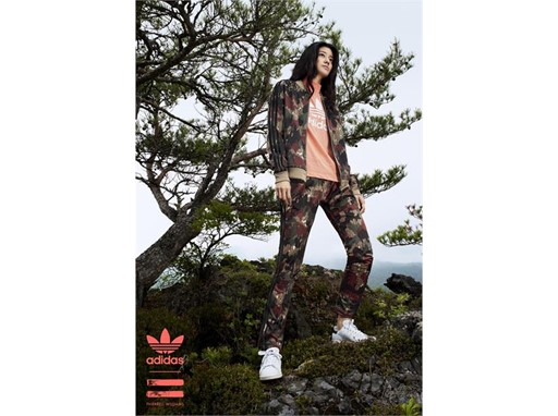 adidas Originals = PHARRELL WILLIAMS Hu Hiking