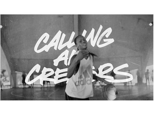 """""""Calling All Creators"""" TOP"""