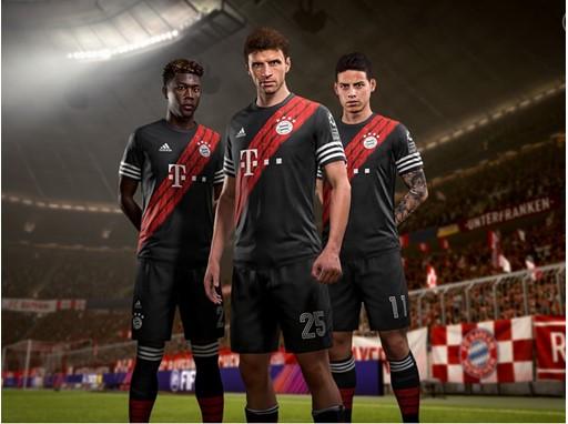 FUT-Trikot - FC Bayern