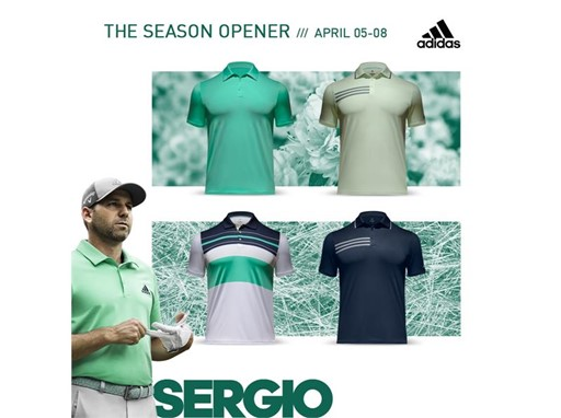 2018 Masters Scripting Sergio