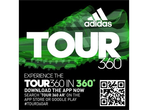 Tour360 AR Story Social Post
