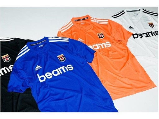 """adidas Football for BEAMS"" TOP"
