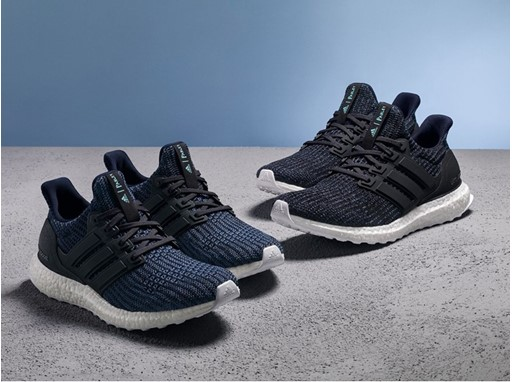 UltraBOOST Parley and UltraBOOST X