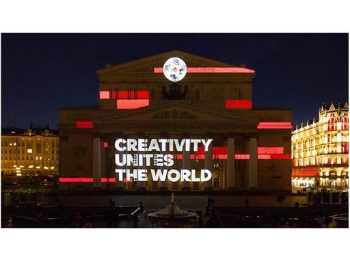 Creativity unites the world