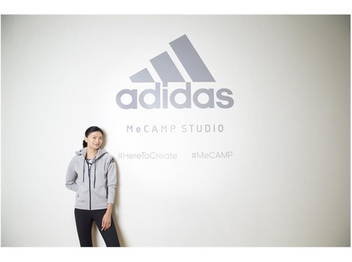 """adidas MeCAMP STUDIO"" TOP"