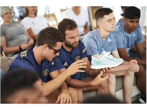adidas Football, Manchester United, Parley For The Oceans