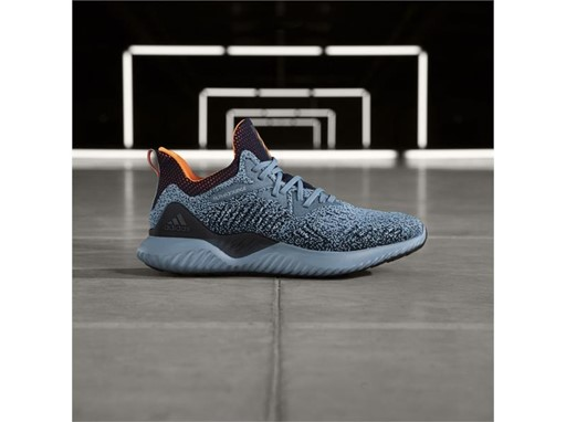 3eae4d4b6cb adidas Running lança novo Alpabounce Beyond cinza azulado. Alphabounce  Beyond