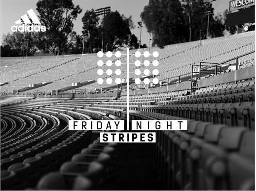 Friday Night Stripes Logo