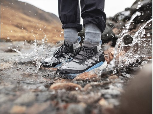 adidas TERREX Free Hiker with GORE-TEX waterproof technology