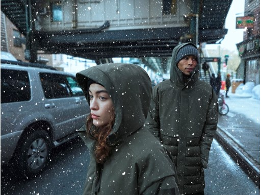 The MYSHELTER CLIMAHEAT PARKA