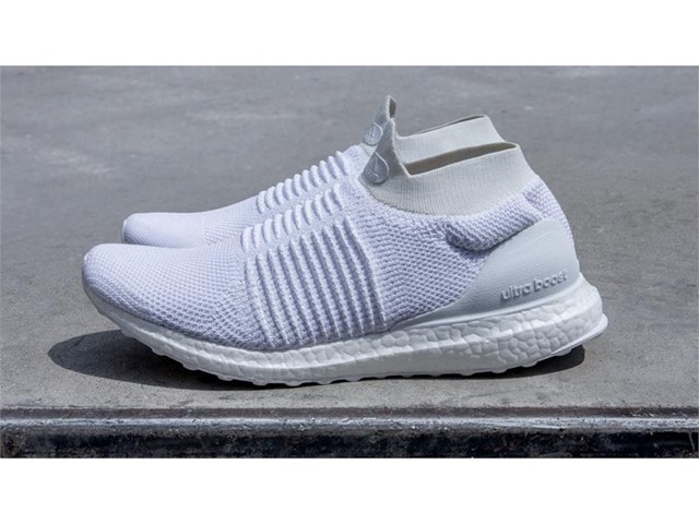 Adidas notizie stream: running fw17 ultraboost laceless white eroe 02 16x9