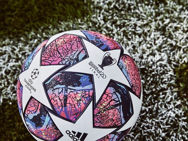 Official Match Ball of the UEFA Champions League 2020