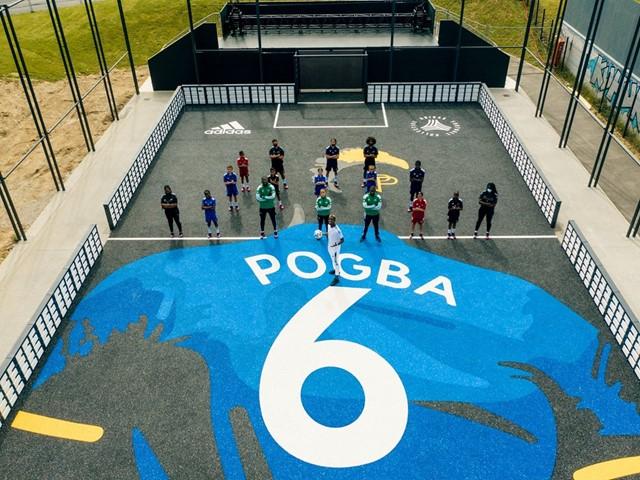 Paul Pogba Playground of Possibilities