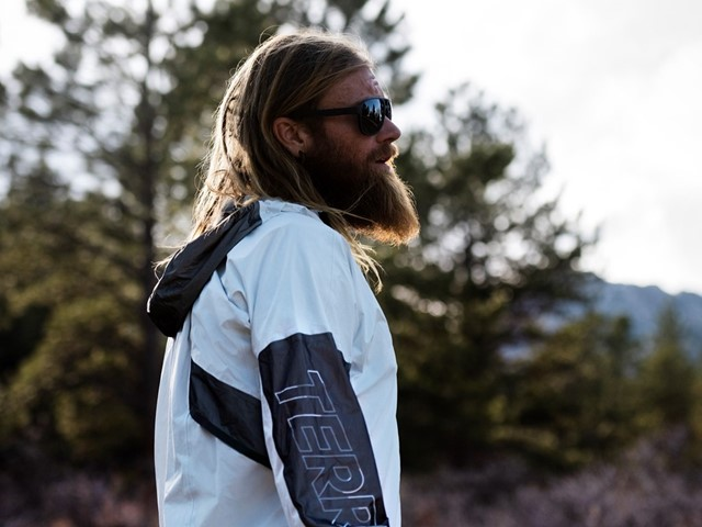 Trail Running - Timothy Olson