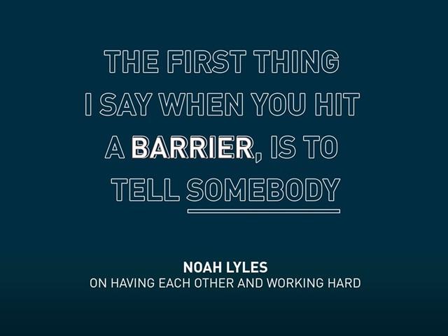 NOAH LYLES QUOTE