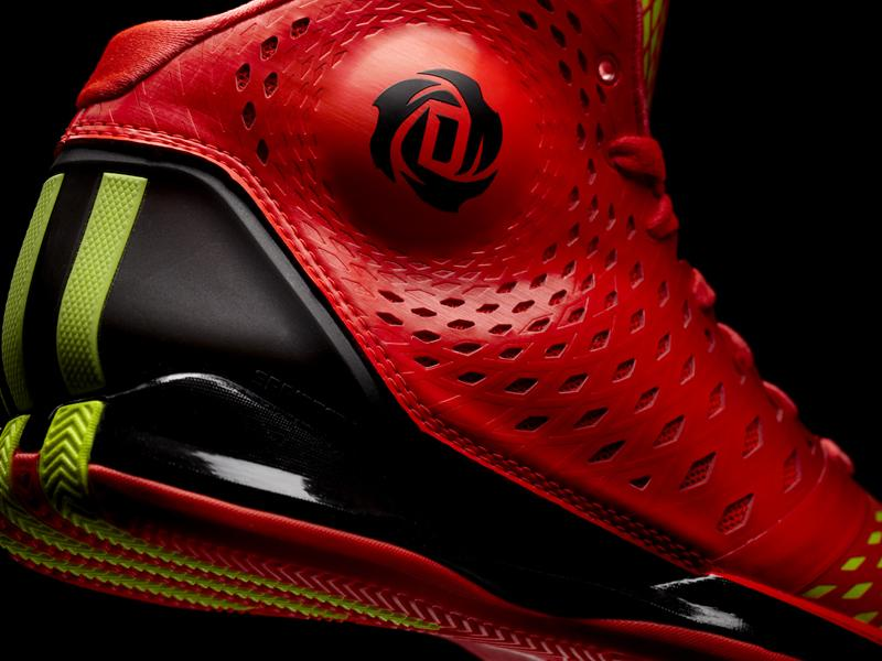 hot sale online 7897d 7fc22 D Rose 3.5, Infrared-Electricity, Detail 2