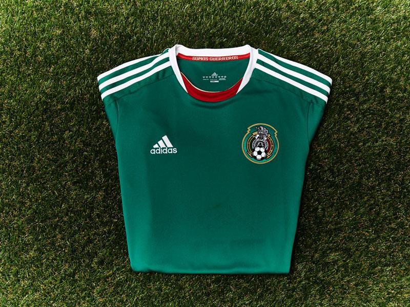 Adidas News Stream Mexico Home 21