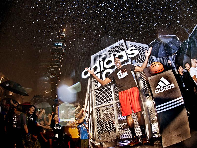 buy popular 0d2f3 e6fef Dwight Howard and adidas Launch D Howard 4, Tip-Off Asia Tour 3