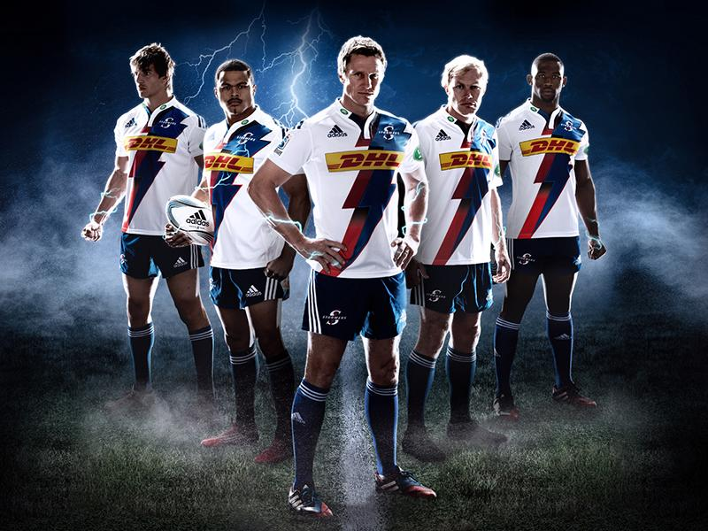 Stormers Picture: Adidas NEWS STREAM : Adidas Unveiled The DHL Stormers
