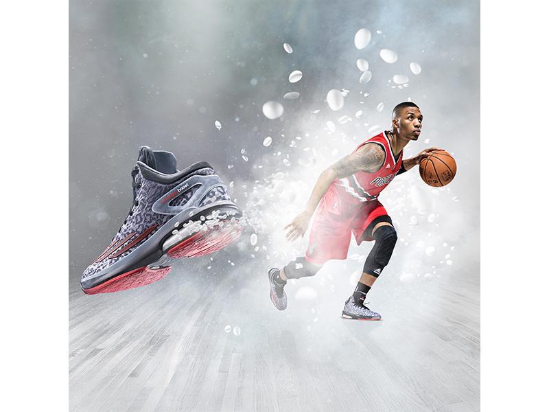 adidas NEWS STREAM : adidas Crazylight Boost Damian Lillard