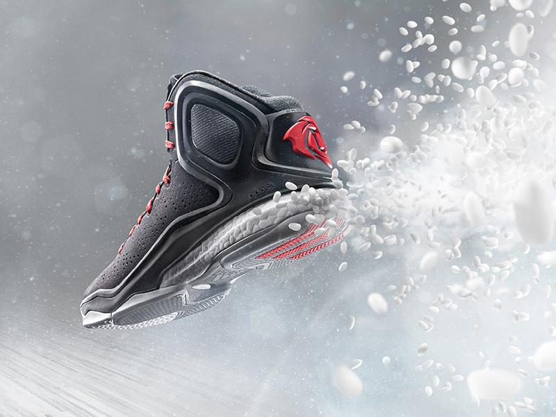 innovative design e54cf 5d1ca adidas D Rose 5 Boost, G98704, 3