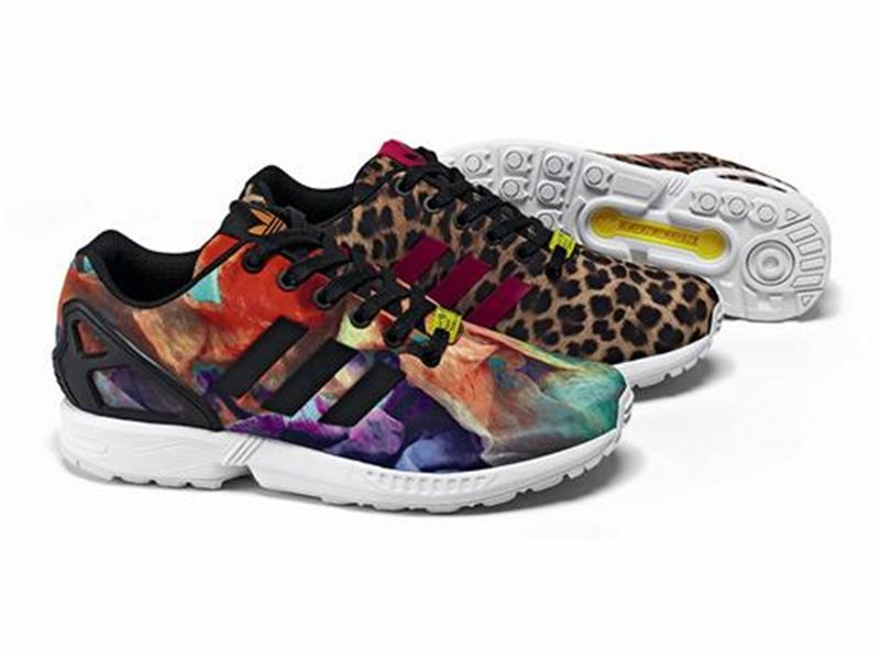 ZX Flux adidas Originals Women's Print 03