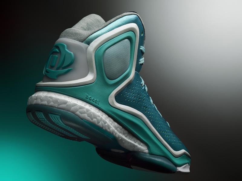 68acab27adae adidas NEWS STREAM   adidas D Rose 5 Boost The Lake Details
