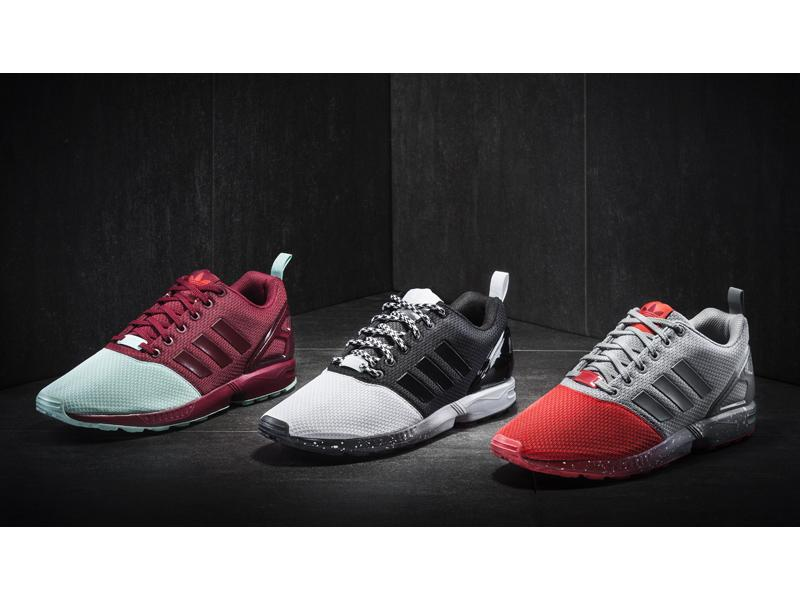 adidas NEWS STREAM : mi adidas lanciert zwei neue mi ZX Flux
