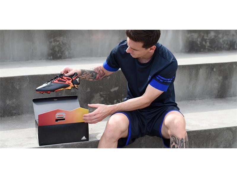 Adidas anuncia Messi 10 10 edicion limitada cleat