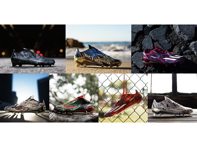 94ac06d59ae adidas NEWS STREAM   adidas Football Unveils the 2016 adizero  Cleathead  Collection
