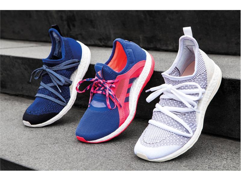 adidas NEWS STREAM : adidas Redefines the Future of Women's Running with  PureBOOST X