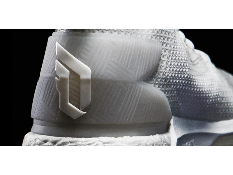 detailed look 58e1a 9c35e adidas ASW16 D Lillard 2 Detail 1 Horizontal