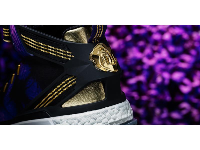 bafe914da666 adidas NEWS STREAM   D Rose 6 Florist City Detail 3 Horizontal