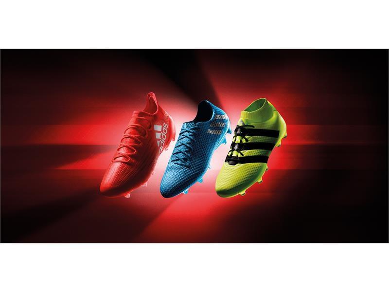 Adidas news stream: Adidas football lanza la nueva velocidad de la luz