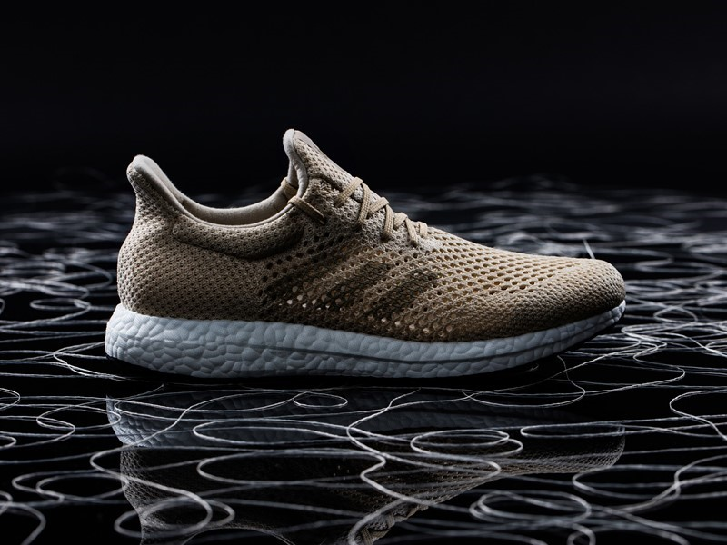 adidas Unveils Futurecraft Biofabric - World's First Performance Shoe Made from Biosteel® Fiber