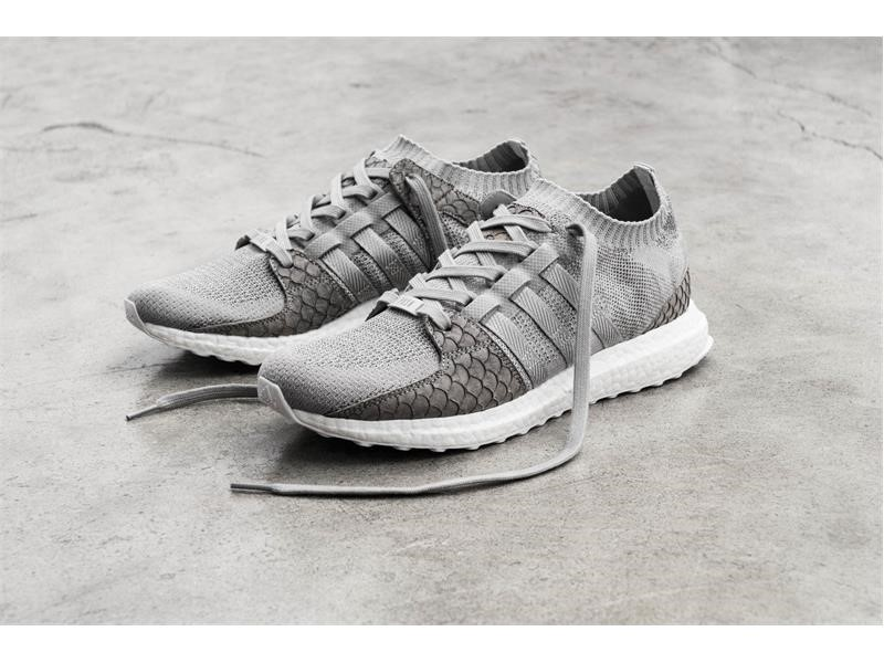 adidas NEWS STREAM : adidas Originals Unveils the 'KING PUSH' EQT Grayscale  in Collaboration with Pusha T