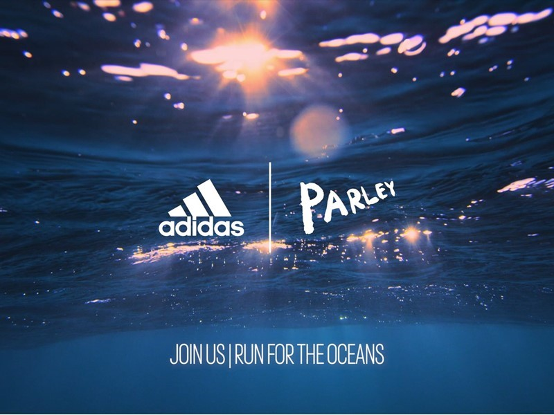 77a08dc2107 adidas NEWS STREAM   adidas x Parley run for the Oceans – a Global Running  movement demonstrating how sport has the power to change lives and inspire  ...