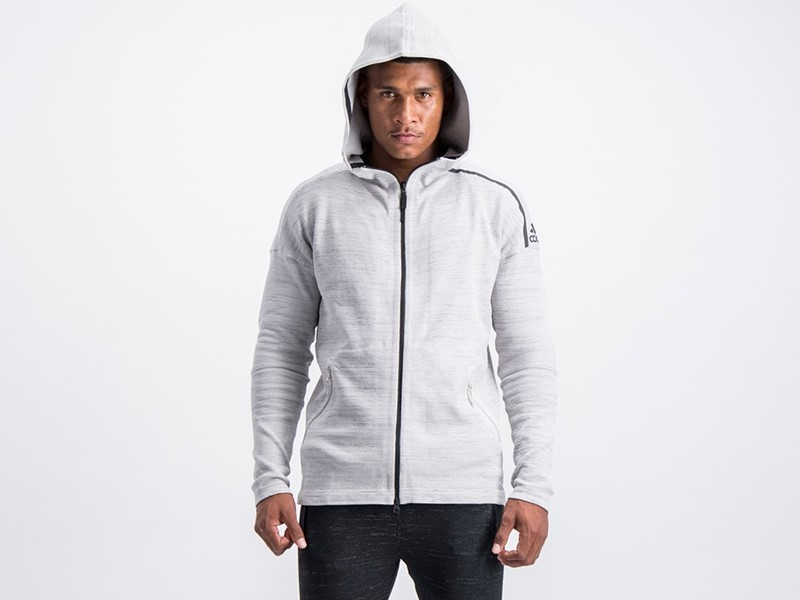 adidas NEWS STREAM : Damian Willemse in adidas Z.N.E Hoodie